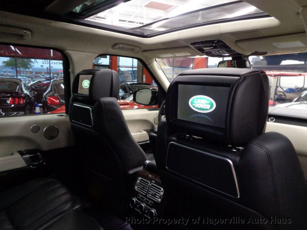 2016 Land Rover Range Rover 4WD 4dr Autobiography - 17996369 - 56