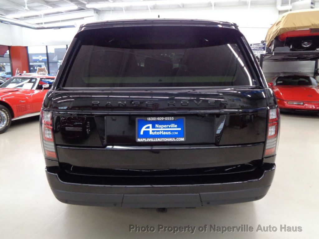 2016 Land Rover Range Rover 4WD 4dr Autobiography - 17996369 - 5