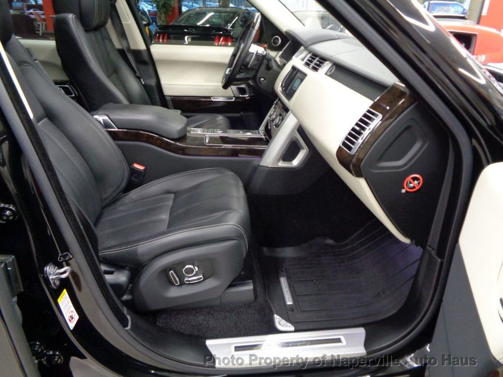 2016 Land Rover Range Rover 4WD 4dr Autobiography - 17996369 - 60