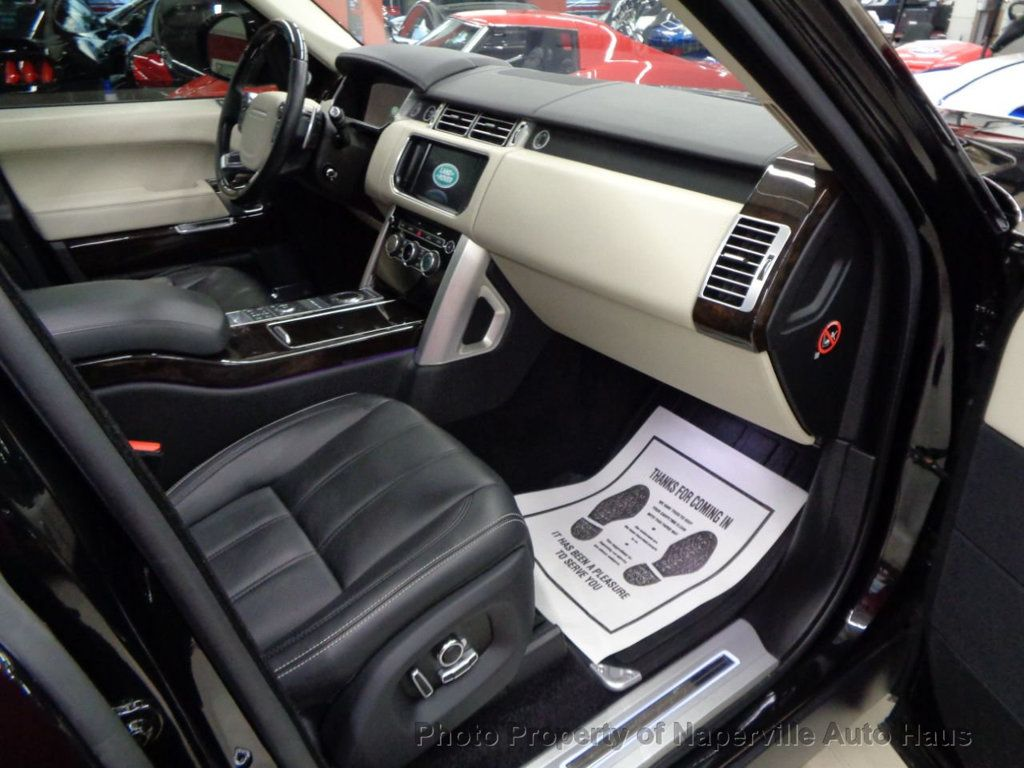 2016 Land Rover Range Rover 4WD 4dr Autobiography - 17996369 - 62