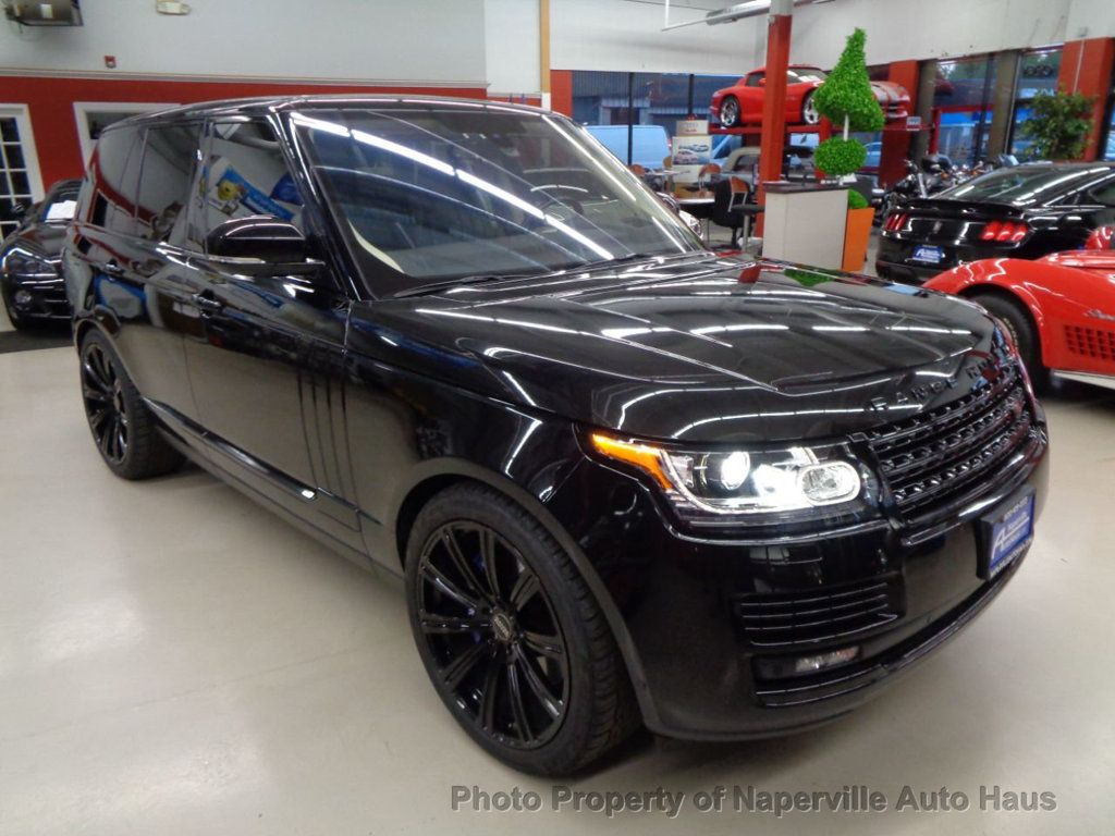 2016 Land Rover Range Rover 4WD 4dr Autobiography - 17996369 - 69