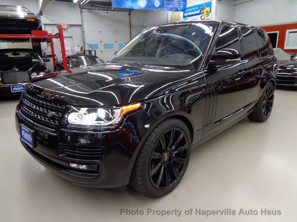 2016 Land Rover Range Rover 4WD 4dr Autobiography - 17996369 - 70