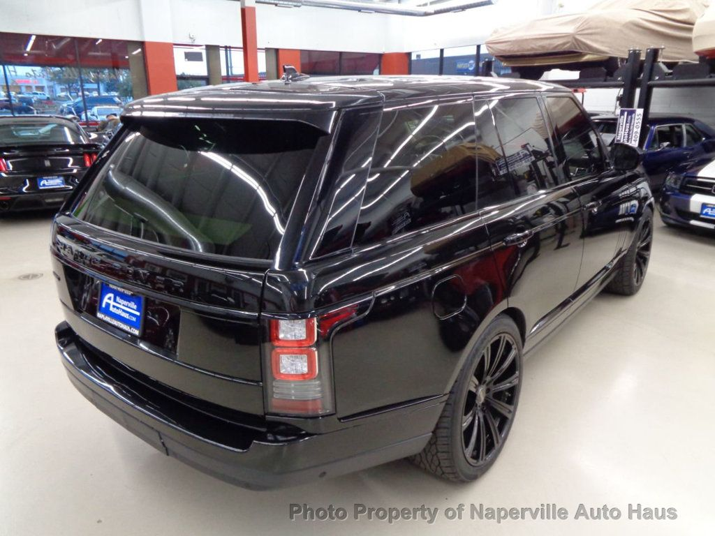 2016 Land Rover Range Rover 4WD 4dr Autobiography - 17996369 - 72