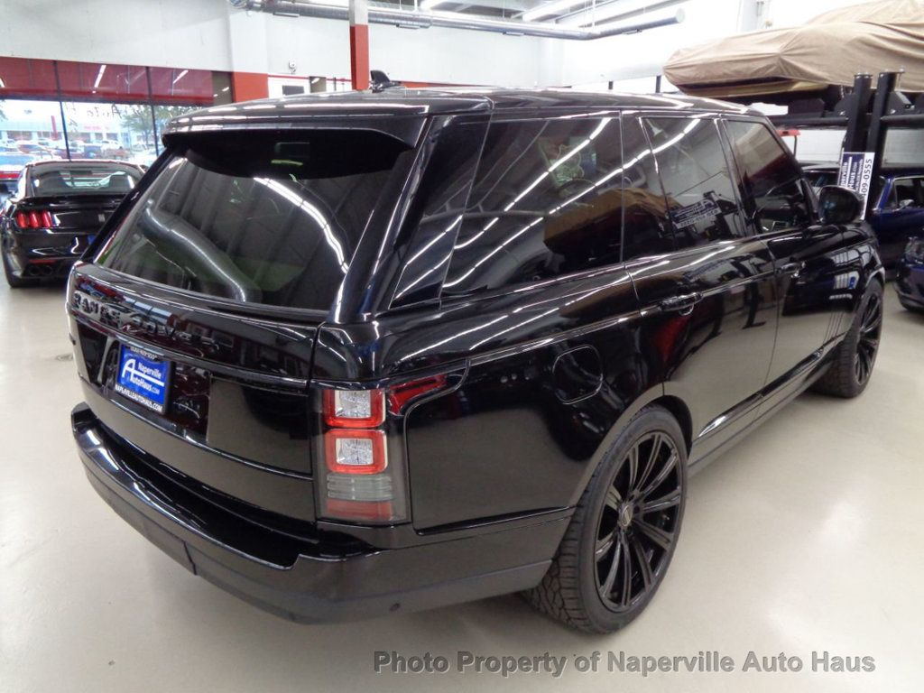 2016 Land Rover Range Rover 4WD 4dr Autobiography - 17996369 - 7