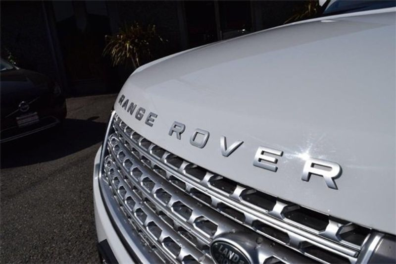 2016 Land Rover Range Rover 4WD 4dr Diesel HSE - 17947649 - 9