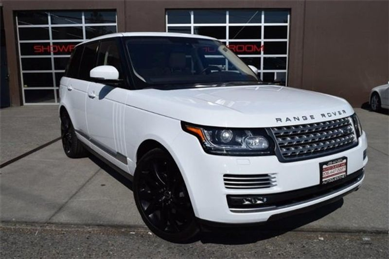 2016 Land Rover Range Rover 4WD 4dr Diesel HSE - 17947649 - 1
