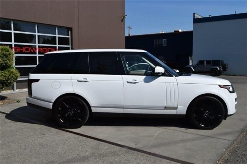 2016 Land Rover Range Rover 4WD 4dr Diesel HSE - 17947649 - 2