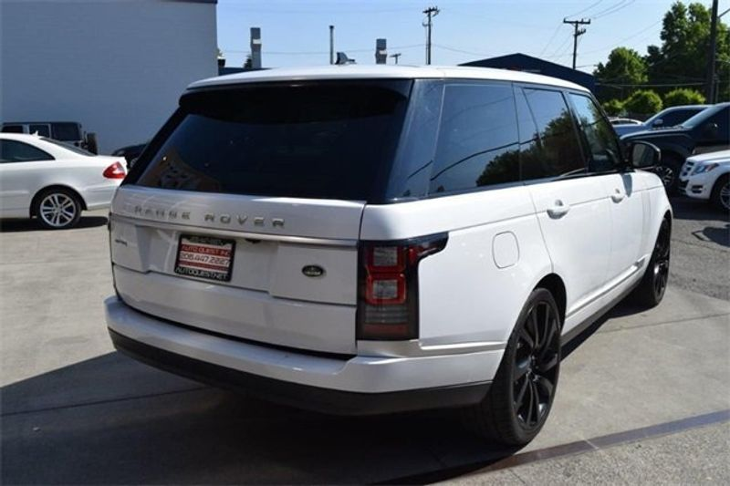 2016 Land Rover Range Rover 4WD 4dr Diesel HSE - 17947649 - 3