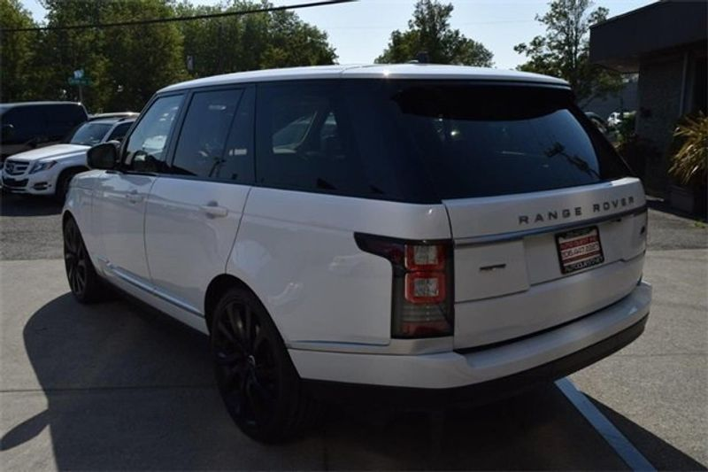 2016 Land Rover Range Rover 4WD 4dr Diesel HSE - 17947649 - 5