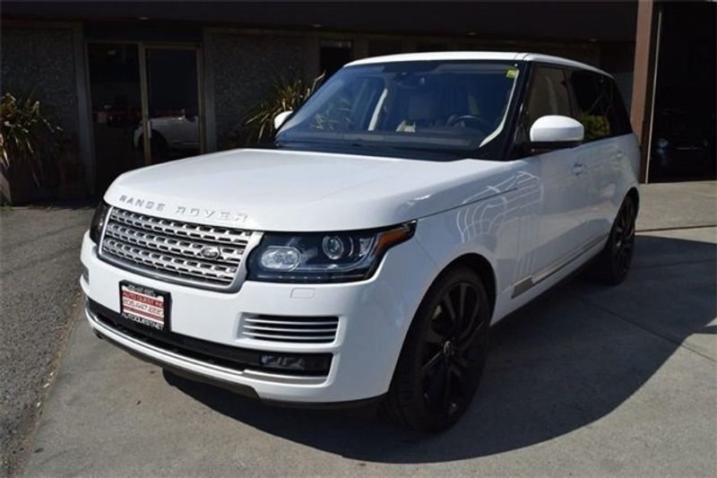 2016 Land Rover Range Rover 4WD 4dr Diesel HSE - 17947649 - 7