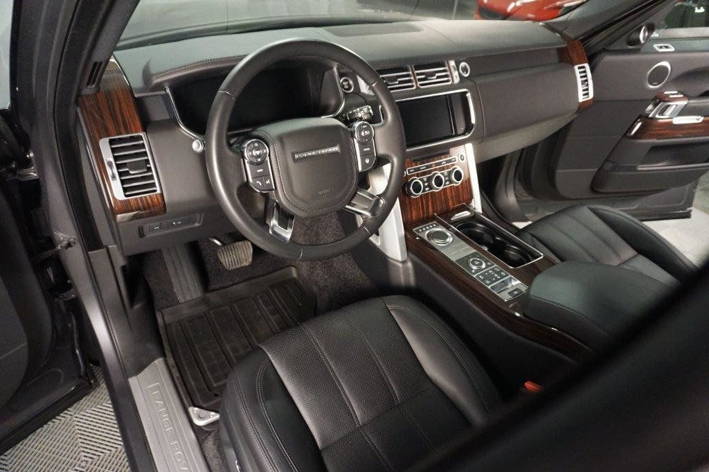 2016 Land Rover Range Rover 4WD 4dr Diesel HSE - 17457529 - 25