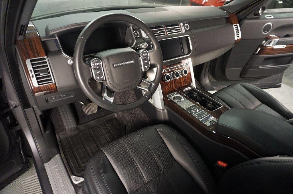 2016 Land Rover Range Rover 4WD 4dr Diesel HSE - 17457529 - 26