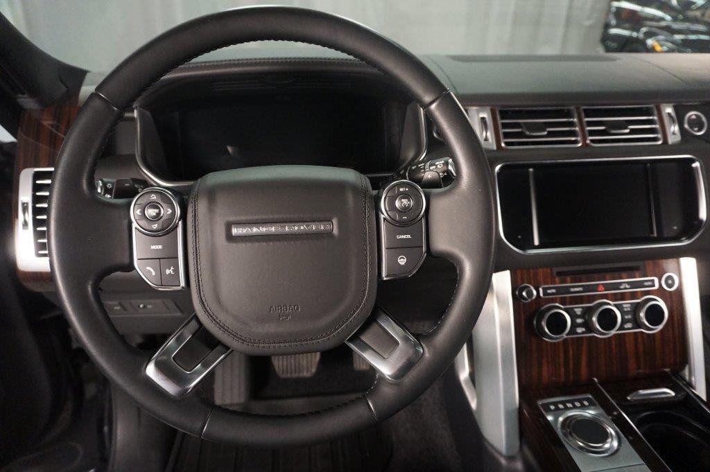 2016 Land Rover Range Rover 4WD 4dr Diesel HSE - 17457529 - 27