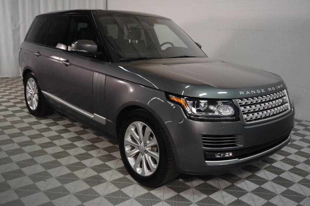2016 Land Rover Range Rover 4WD 4dr Diesel HSE - 17457529 - 3