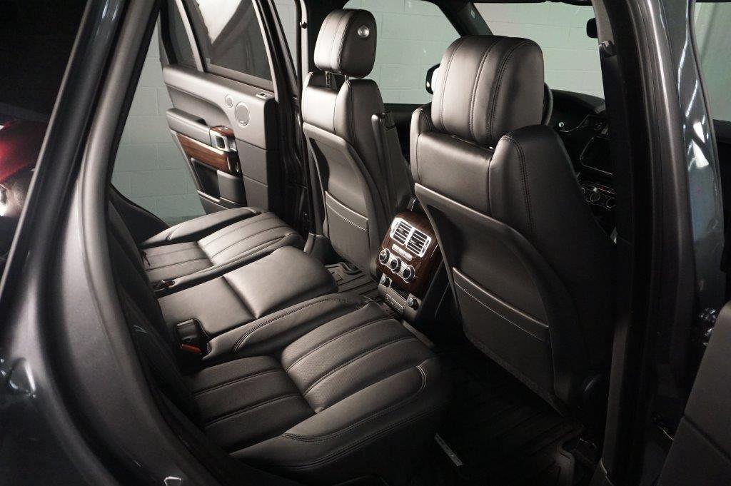 2016 Land Rover Range Rover 4WD 4dr Diesel HSE - 17457529 - 43