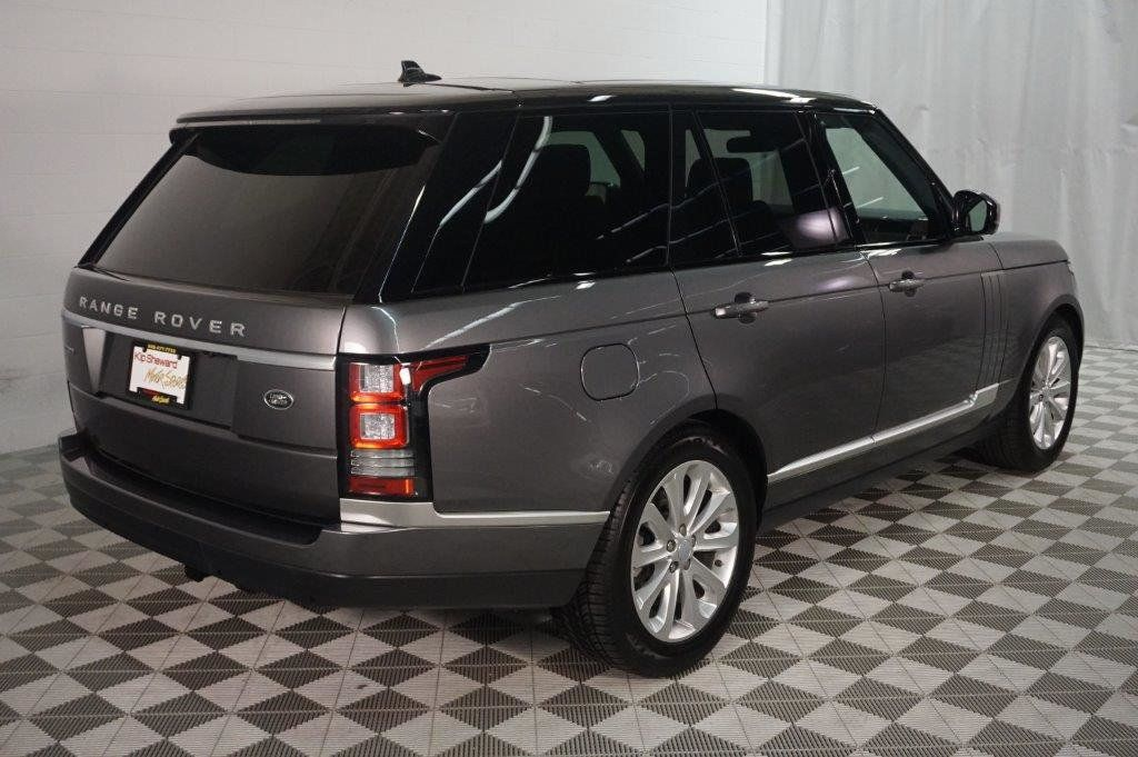 2016 Land Rover Range Rover 4WD 4dr Diesel HSE - 17457529 - 4