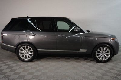 2016 Land Rover Range Rover 4WD 4dr Diesel HSE - Click to see full-size photo viewer