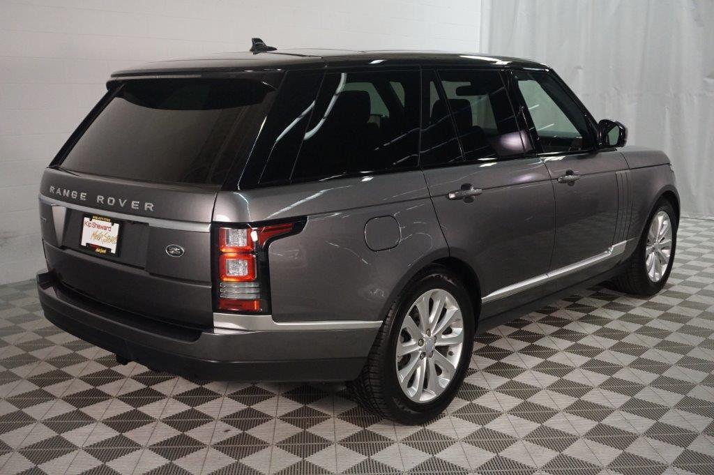 2016 Land Rover Range Rover 4WD 4dr Diesel HSE - 17457529 - 51