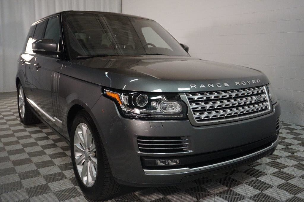 2016 Land Rover Range Rover 4WD 4dr Diesel HSE - 17457529 - 53