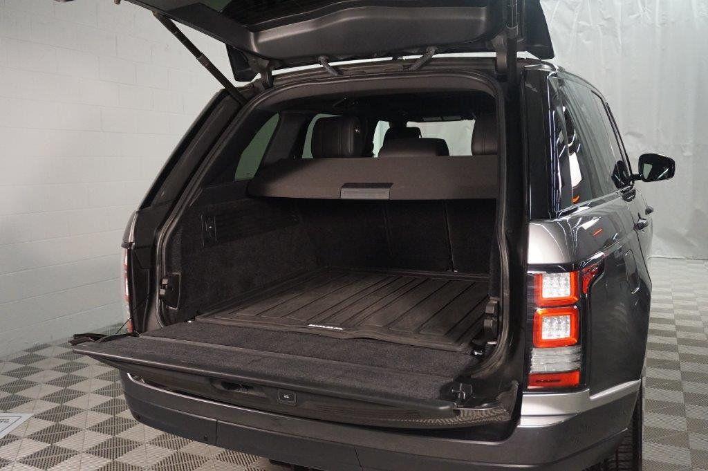 2016 Land Rover Range Rover 4WD 4dr Diesel HSE - 17457529 - 8