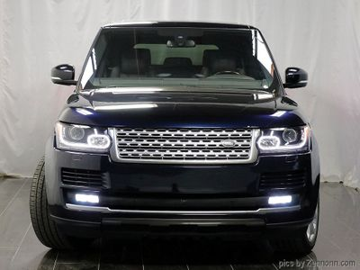 2016 Land Rover Range Rover 4WD 4dr HSE - Click to see full-size photo viewer