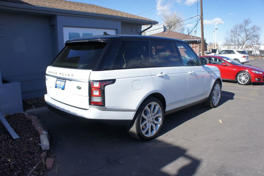2016 Land Rover Range Rover 4WD 4dr HSE - 18482252 - 27