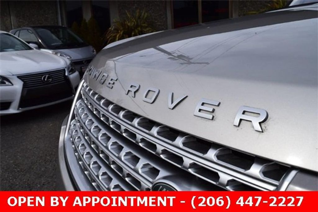 2016 Land Rover Range Rover 4WD 4dr HSE - 18611237 - 9