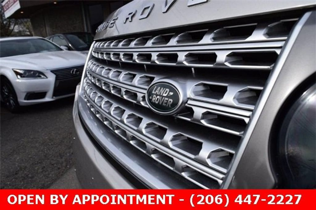 2016 Land Rover Range Rover 4WD 4dr HSE - 18611237 - 10