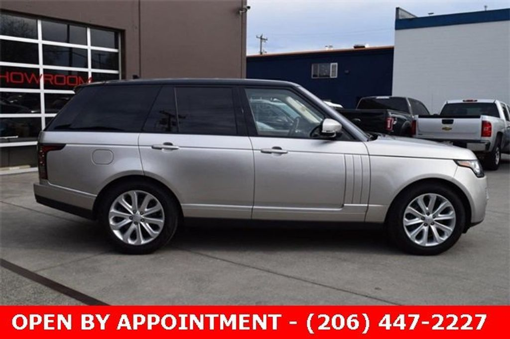 2016 Land Rover Range Rover 4WD 4dr HSE - 18611237 - 3