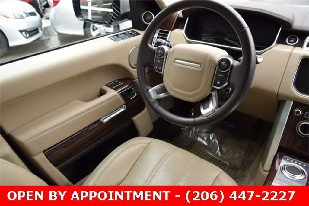 2016 Land Rover Range Rover 4WD 4dr HSE - 18611237 - 40