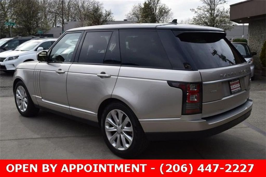 2016 Land Rover Range Rover 4WD 4dr HSE - 18611237 - 6