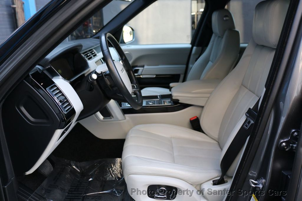 2016 Land Rover Range Rover 4WD 4dr HSE - 17457377 - 10
