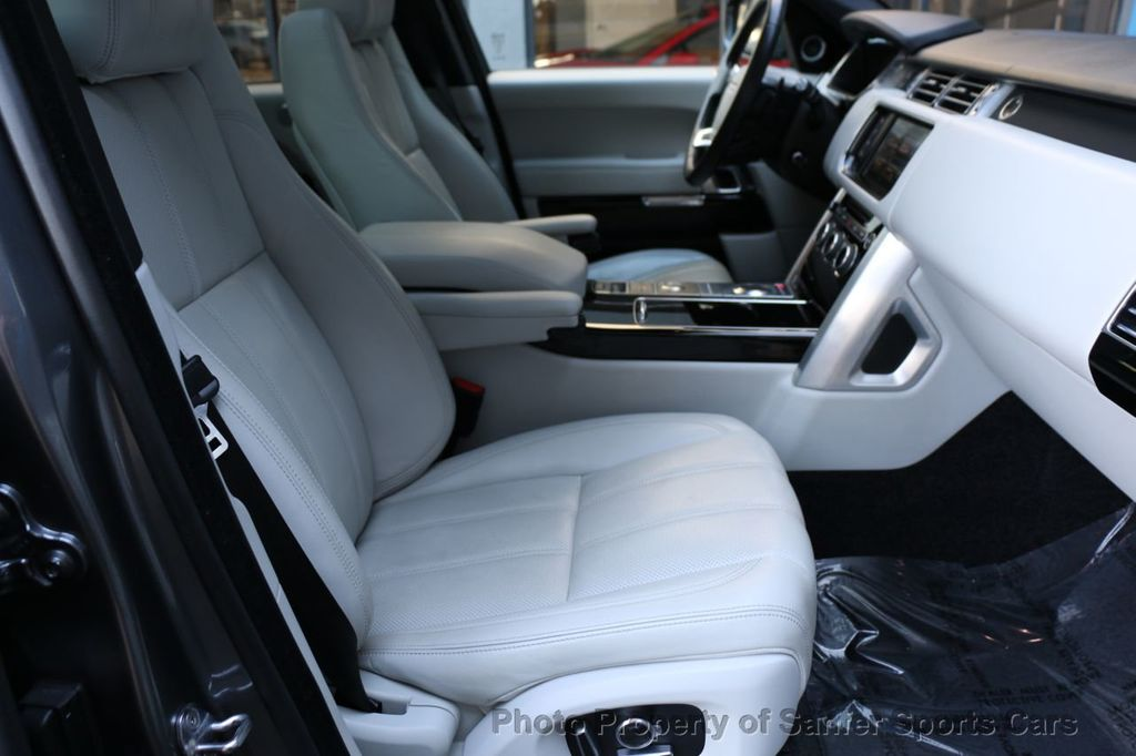 2016 Land Rover Range Rover 4WD 4dr HSE - 17457377 - 11