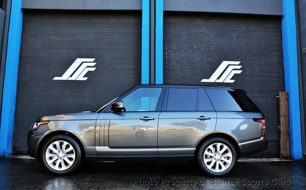 2016 Land Rover Range Rover 4WD 4dr HSE - 17457377 - 1