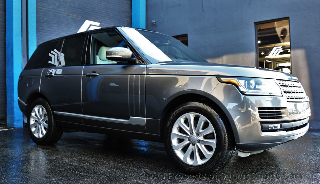 2016 Land Rover Range Rover 4WD 4dr HSE - 17457377 - 2