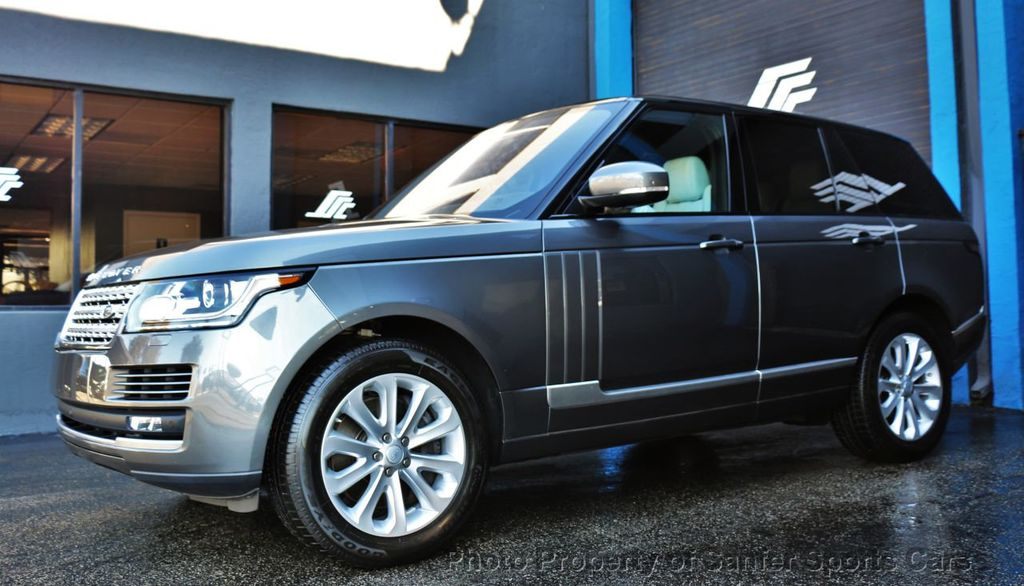 2016 Land Rover Range Rover 4WD 4dr HSE - 17457377 - 3