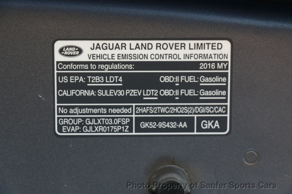 2016 Land Rover Range Rover 4WD 4dr HSE - 17457377 - 39