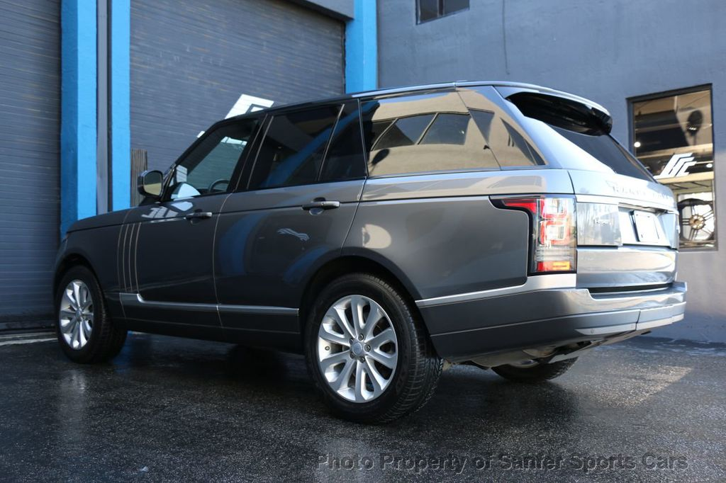 2016 Land Rover Range Rover 4WD 4dr HSE - 17457377 - 4