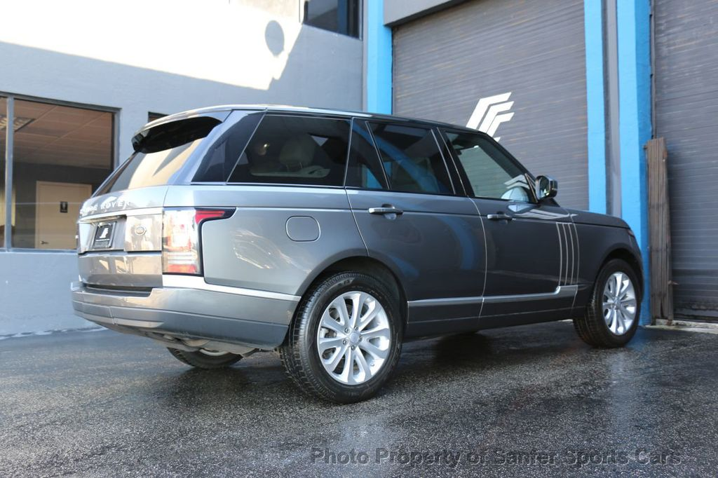 2016 Land Rover Range Rover 4WD 4dr HSE - 17457377 - 5