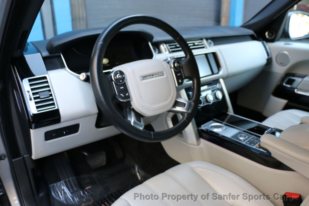 2016 Land Rover Range Rover 4WD 4dr HSE - 17457377 - 8