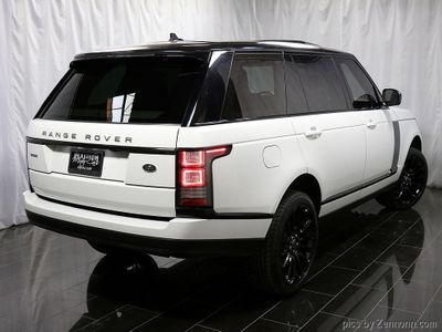 2016 Land Rover Range Rover 4WD 4dr Supercharged LWB - Click to see full-size photo viewer