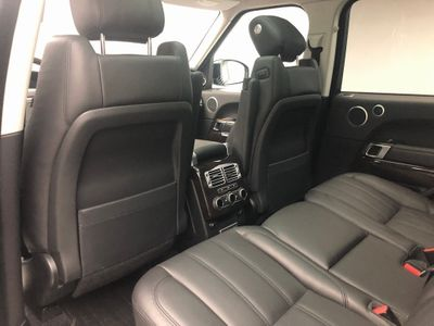 2016 Land Rover Range Rover 4WD 4dr Supercharged SUV - Click to see full-size photo viewer