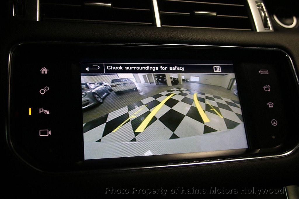 2016 Used Land Rover Range Rover Sport 4wd 4dr V6 Se At