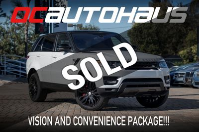 Used Land Rover Range Rover Sport Westminster Ca