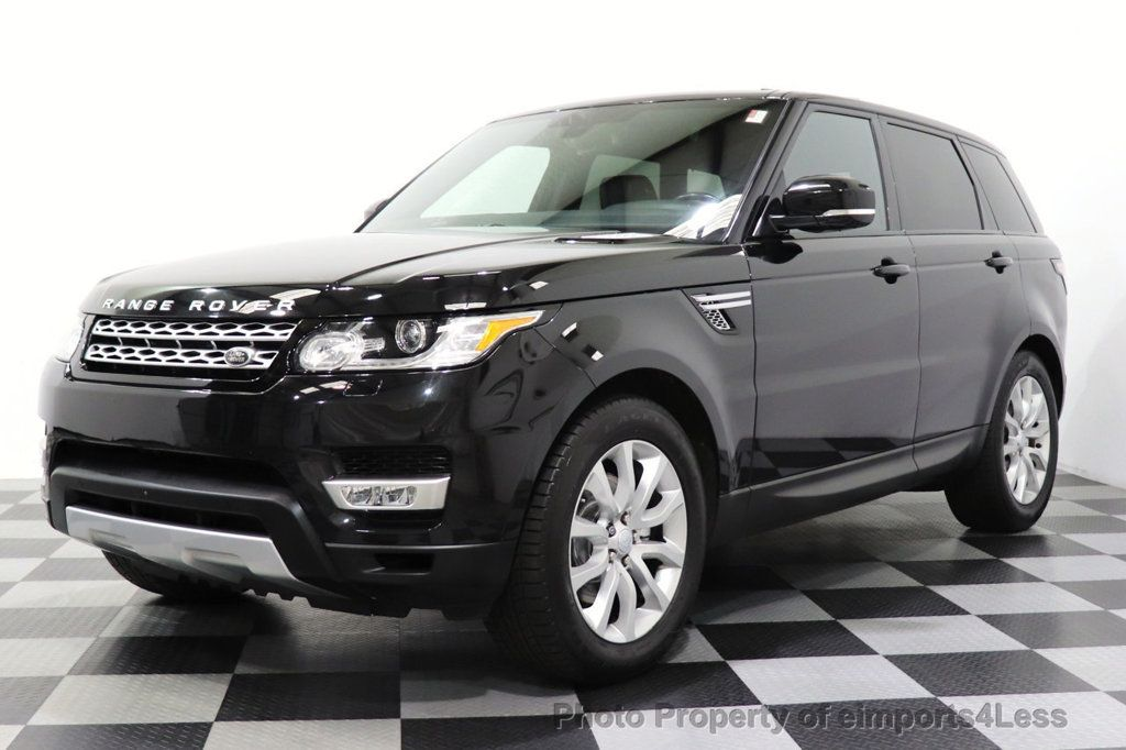 2016 Land Rover Range Rover Sport CERTIFIED RANGE ROVER SPORT HSE AWD MERIDIAN REVERSE TRAFFIC - 18448600 - 39
