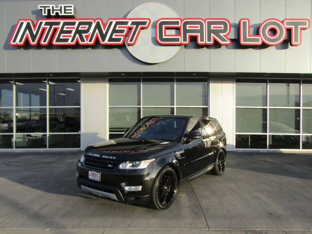 2016 Land Rover Range Rover Sport Supercharged - 18542661 - 0
