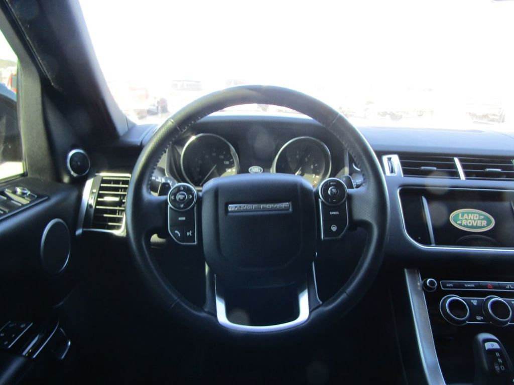 2016 Land Rover Range Rover Sport Supercharged - 18542661 - 9