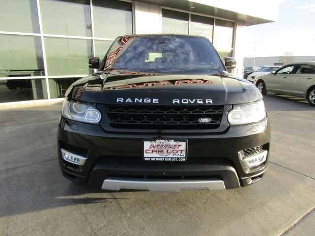 Land Rover Range Rover >> 2016 Used Land Rover Range Rover Sport Supercharged At The Internet