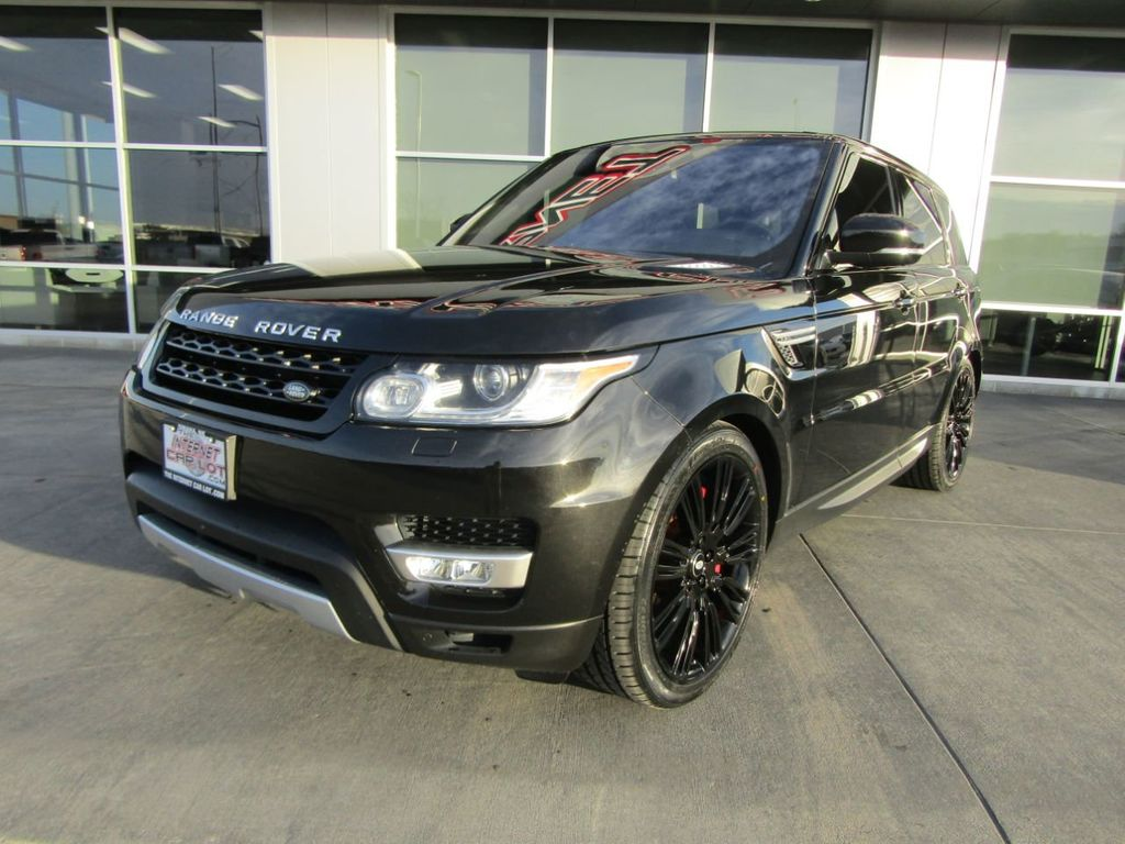 2016 Land Rover Range Rover Sport Supercharged - 18542661 - 2