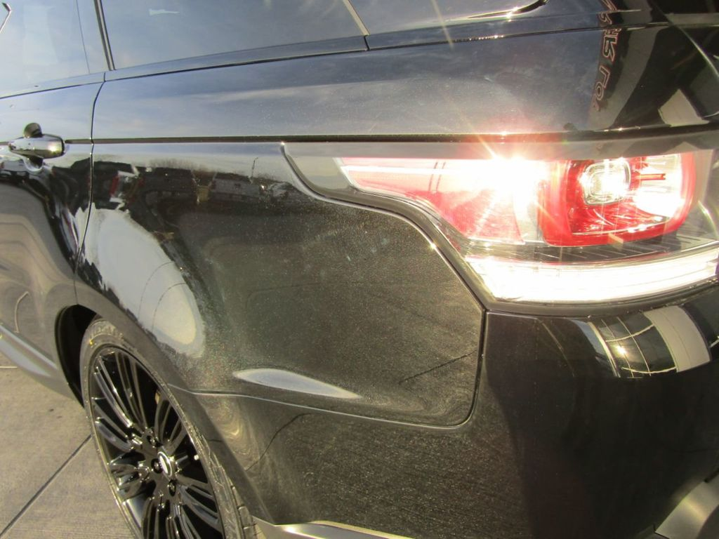 2016 Land Rover Range Rover Sport Supercharged - 18542661 - 37